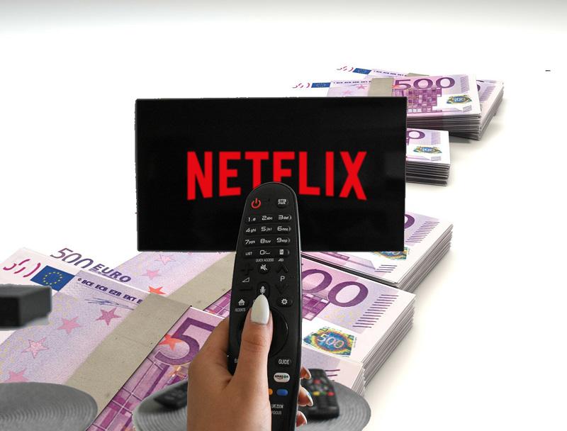 Deutsche Steuergelder für Netflix