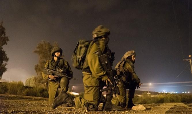 IDF vereitelt Terroranschlag außerhalb Jerusalems