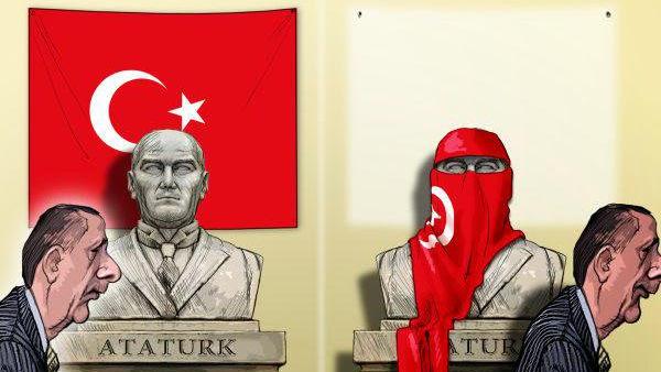 Politischer Islam in Deutschland ist untrennbar mit türkischem Nationalismus verbunden