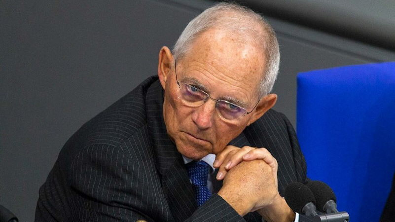 """Schmutzig: Schäuble will """"Ermächtigungsgesetz"""" unter Umgehung des Bundesrates erreichen!"""