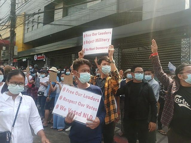 Berichte über Blutbad mit über 80 Toten in Burma