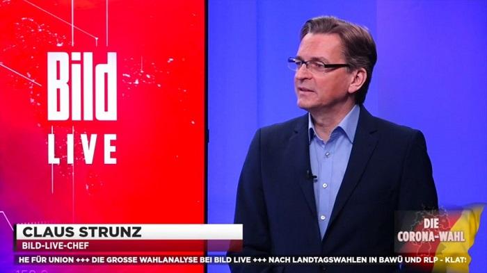 """""""Bild"""" startet TV-Sender und verklagt den """"Spiegel"""""""
