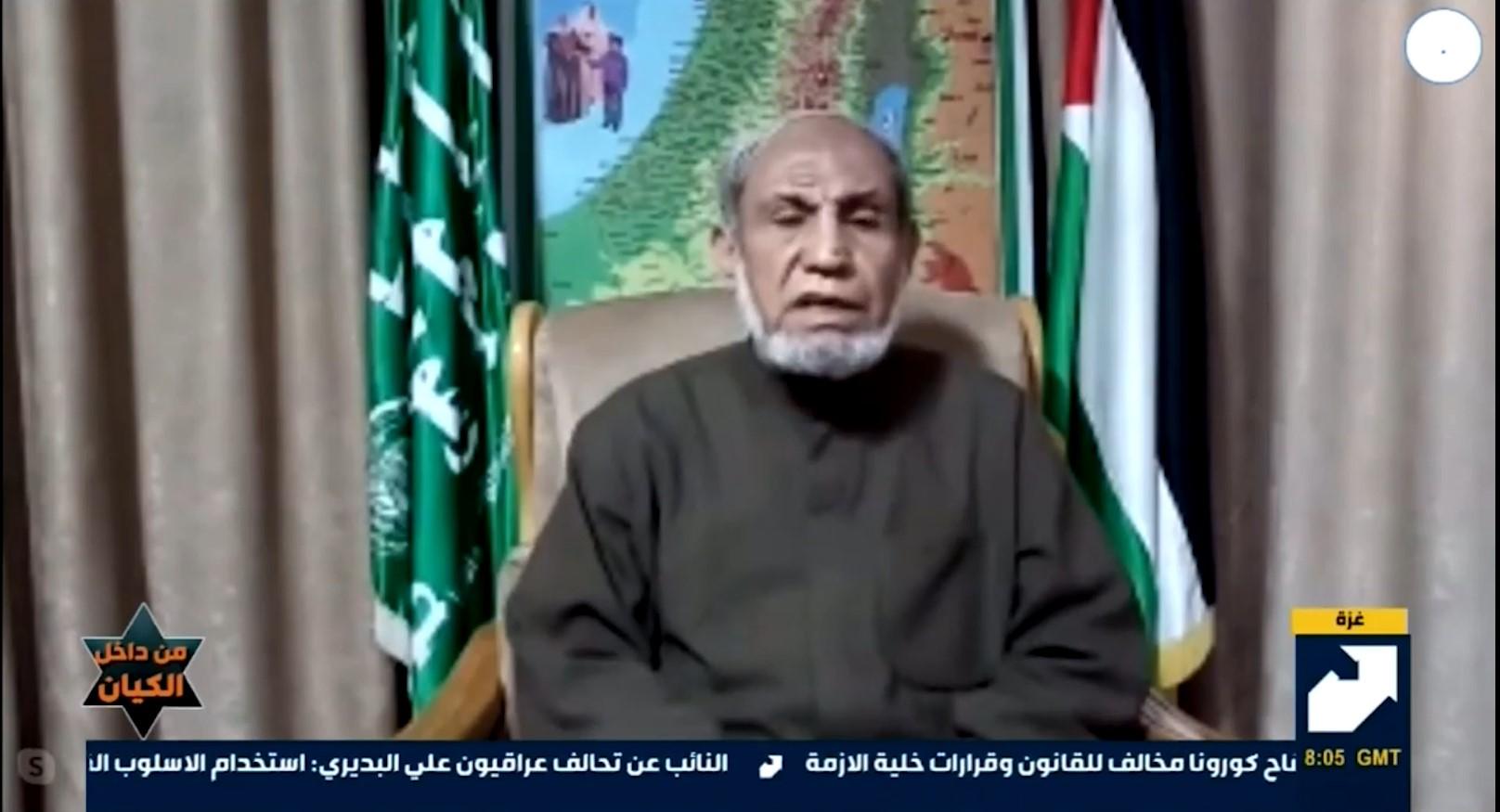 "Hamas-Funktionär: ""Juden an Holocaust selbst schuld"" [Video]"