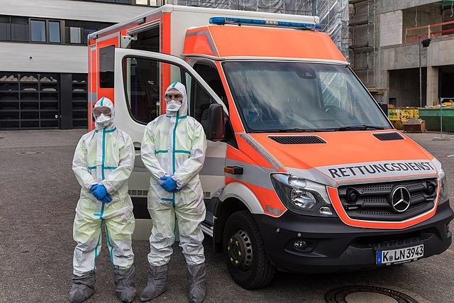 Berliner Senat gibt zu: FFP2-Maskenzwang hat keine wissenschaftliche Grundlage!