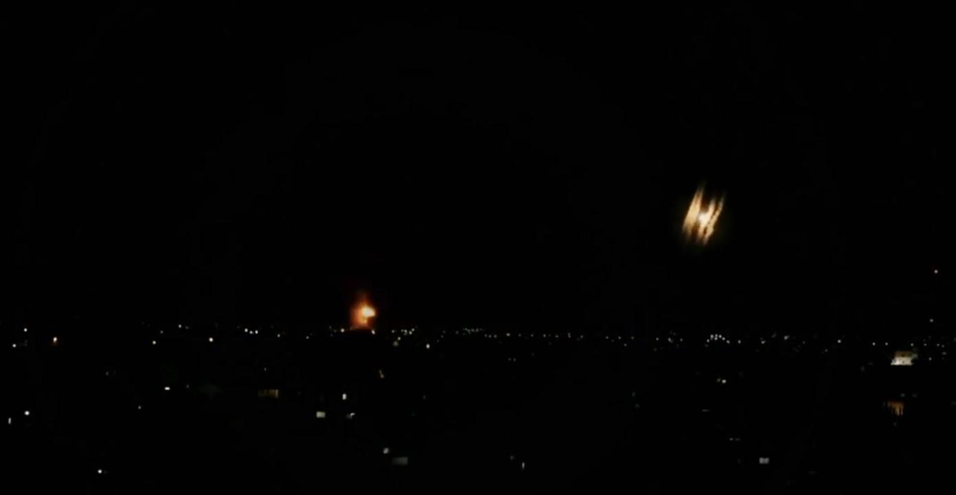 Rakete aus Gaza in Richtung Südisrael abgefeuert
