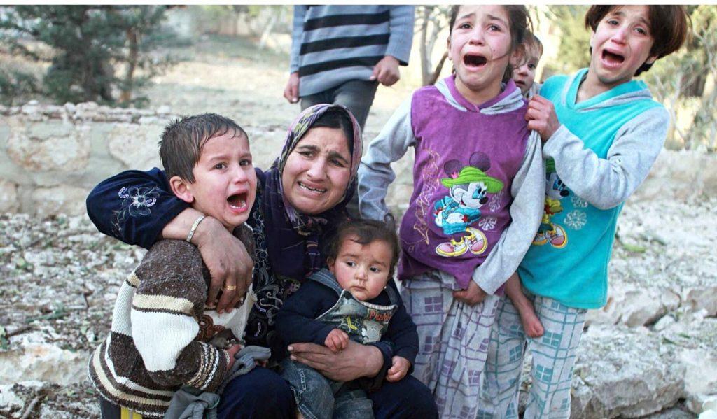 Frauen und Kinder: Kollateralschäden des Jihad