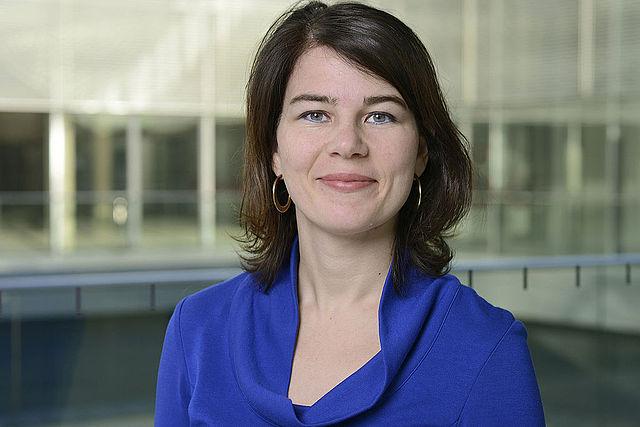 CDU entscheidet sich für Annalena Baerbock