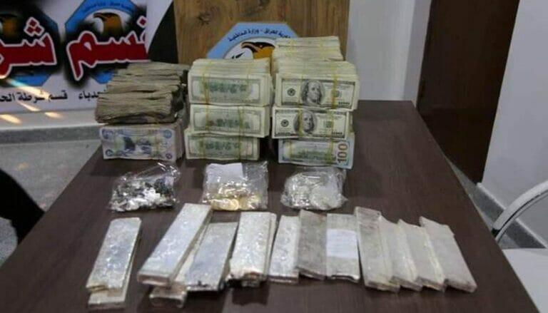 Mossul: Irakische Polizei findet 1,5 Millionen Dollar des Islamischen Staates