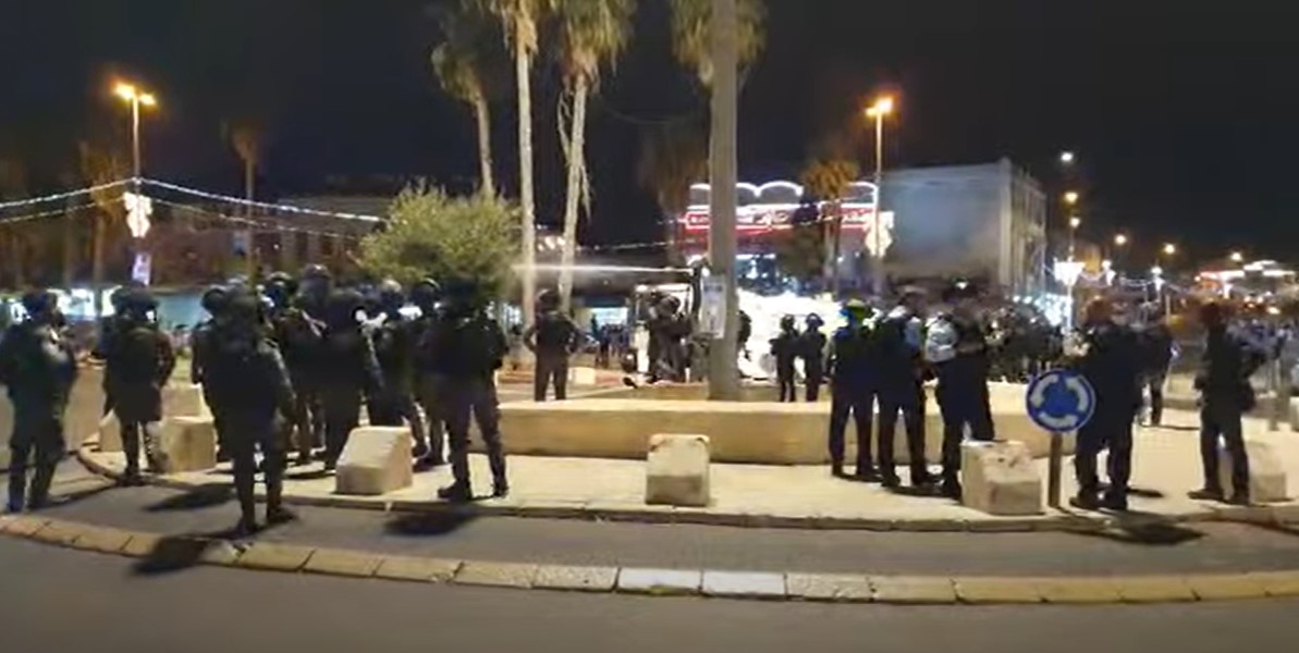 Araber greifen Juden in Ramla an,Hunderte Araber randalieren in der Altstadt von Jerusalem [Video]