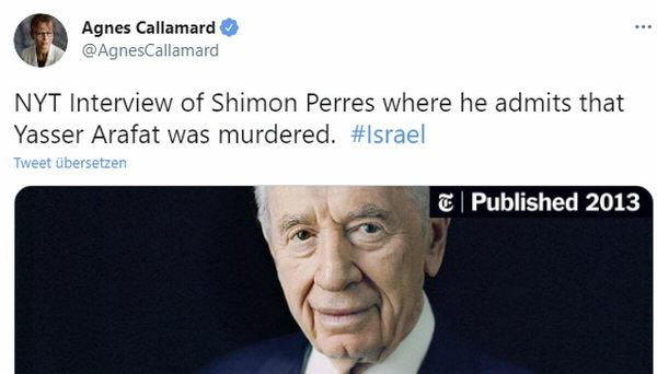 Neue Amnesty-Generalsekretärin: Antiisraelische Tweets und eine Lüge
