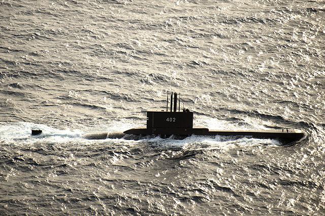 Das indonesische Militär: das verlorene U-Boot sei gesunken und habe alle 53 Besatzungsmitglieder getötet