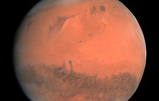 Menschen auf dem Mars: Vielleicht in 50 Jahren