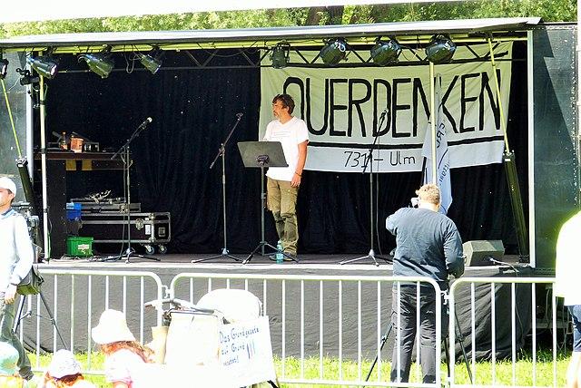 Querdenker-Bewegung vom Verfassungsschutz beobachtet
