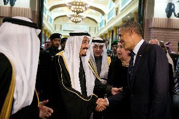 Araber warnen Biden: Wir wollen keinen weiteren Obama
