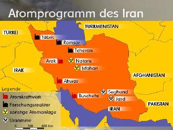 Iran stellt sich vor Atomgesprächen weiter auf Stur