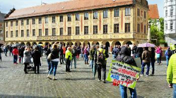 "Stuttgart verbietet nächste ""Querdenker""-Demonstrationen"