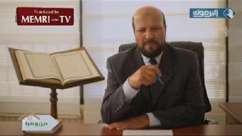 """Jordanischer Gelehrter: """"Juden beherrschen die Welt und überwachen unsere Sprache"""""""