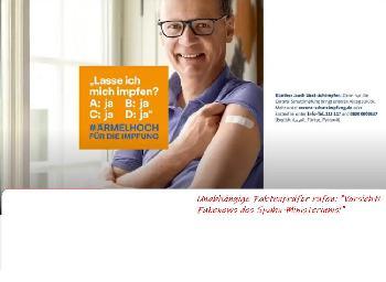 PR-Gau: Auch Günther Jauch täuschte Covid-Impfung nur vor