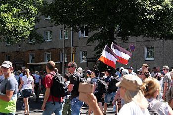 Gerichte in Stuttgart und Dresden bestätigen Demonstrationverbote in Stuttgart und Dresden
