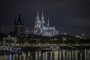 Köln führt nächtliche Ausgangsbeschränkung ein