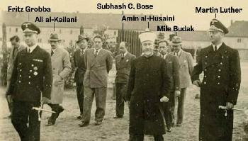 History: Mufti von Jerusalem wollte Ausrottung der Juden in Palästina