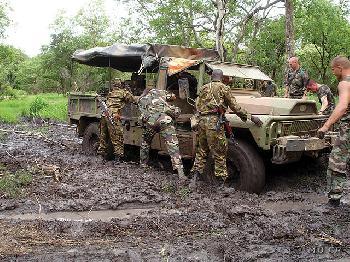 300 Kämpfer im Tschad getötet