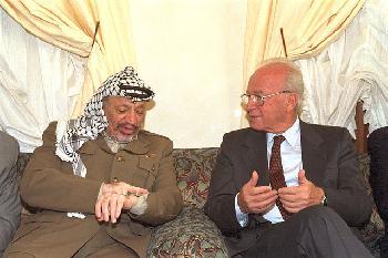 Natürlich ist die PLO immer noch eine Terrororganisation. Ihre Charta von 1968 gilt immer noch.