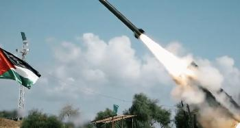 Terroristen aus dem Gazastreifen feuern drei Raketen auf Südisrael ab