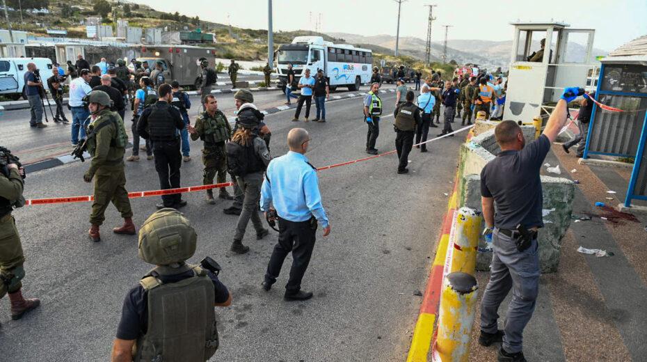 Israel: Drei Verletzte nach Terroranschlag [Video]