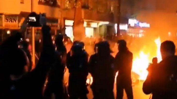 1. Mai: Antifa-Gewalt in Berlin laut ARD ein Happening Verdrossener