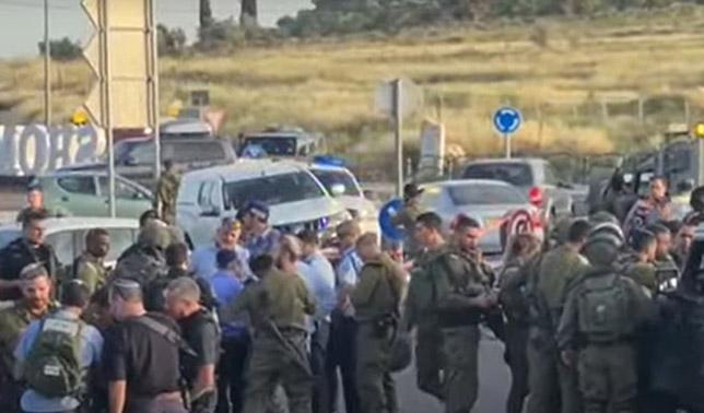 In Israel wurden Palästinenser verhaftet die Terroristen unterstützt haben sollen 3 Juden zu ermorden
