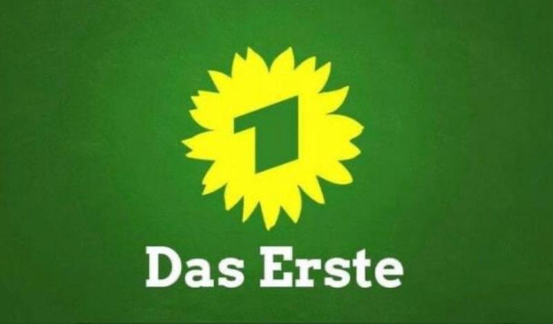 Haltung zeigen - ARD hat eine neues Logo
