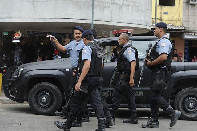 Mindestens 25 Tote bei Polizeieinsatz in Rio