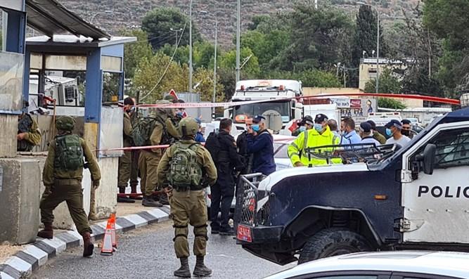 3 Terroristen bei Angriff auf israelische Basis in Samaria getötet