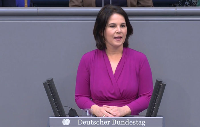 Baerbocks überwältigende Geschichtskenntnis: SPD hat soziale Marktwirtschaft eingeführt!
