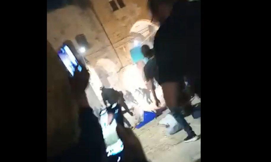 Jerusalem: Nach den Ramadan-Freitagsgebeten kam es zu scheren Ausschreitungen [Video]