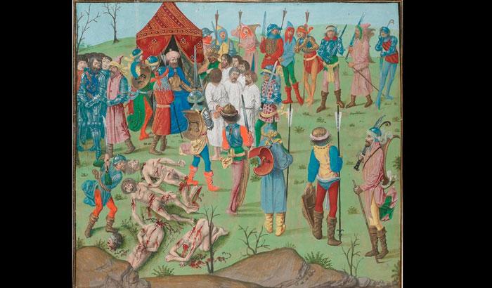 """Die """"Intoleranz und Feindschaft"""", die Muslime gegenüber Nichtmuslimen zeigen, ist nicht neu – sie ist 1.400 Jahre alt"""