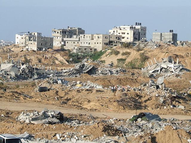 Hamas-Terroristen getötet, Hamas Gebäude zerstört
