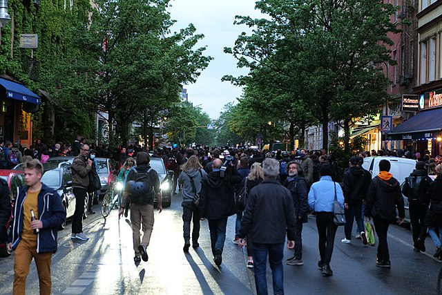 Große Demonstrationen gegen Corona-Politik zu Pfingsten in Berlin geplant