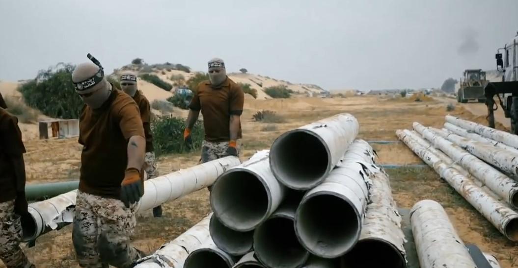 Hamas schaltet Wasser und Energie ab um Treibstoff für Raketen zu haben