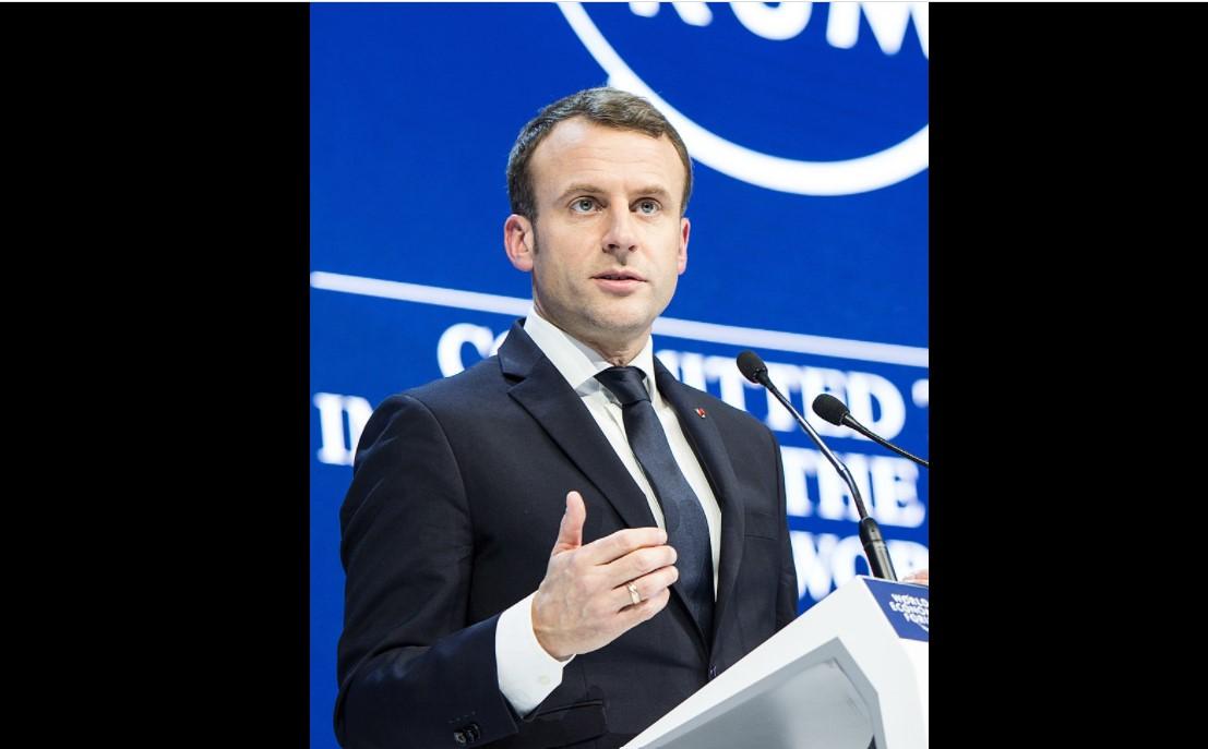 Macron verurteilt die Hamas inmitten israelisch-palästinensischer Kämpfe und fordert erneut Friedensgespräche