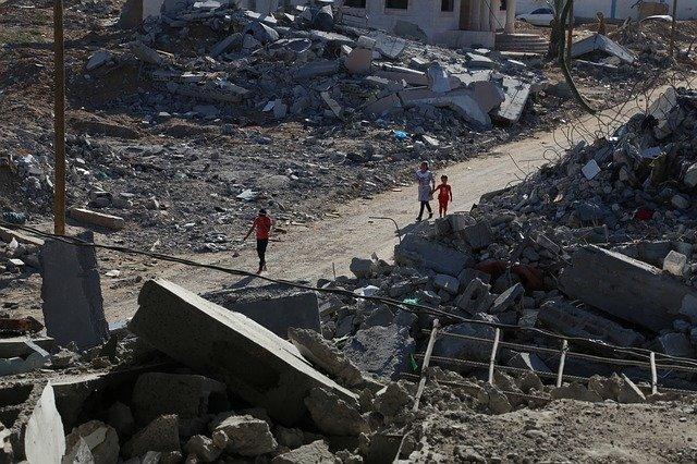 IDF zerstört Gaza-Hochhaus, in dem der militärische Geheimdienst der Hamas und die  Medienbüros untergebracht sind