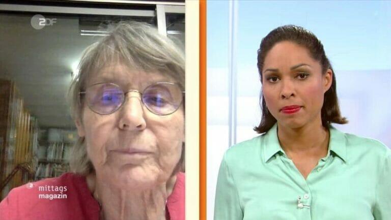 "Wenn das ZDF ""Hamas-Helga"" als Nahost-Expertin präsentiert"