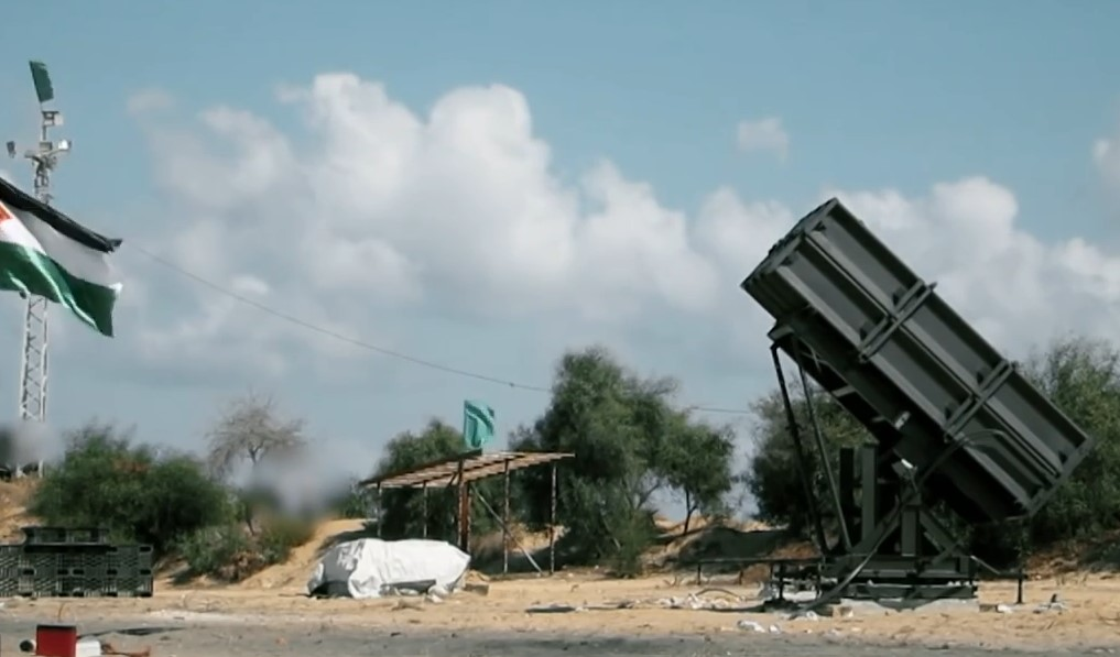 IDF greift Raketenwerfer aus Gaza an, Häuser hochrangiger Hamas-Führer