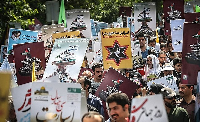 Das französische Gericht verbietet eine pro-palästinensische Demo, aber die Organisatoren ignoriert es