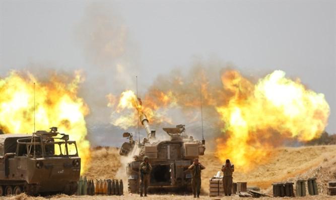 Araber greifen Juden an, 120 Rakten seit 19 Uhr