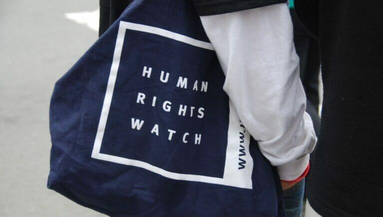 """Und auch """"Human Rights Watch"""" löst das Apartheid-Ticket (Teil 1)"""