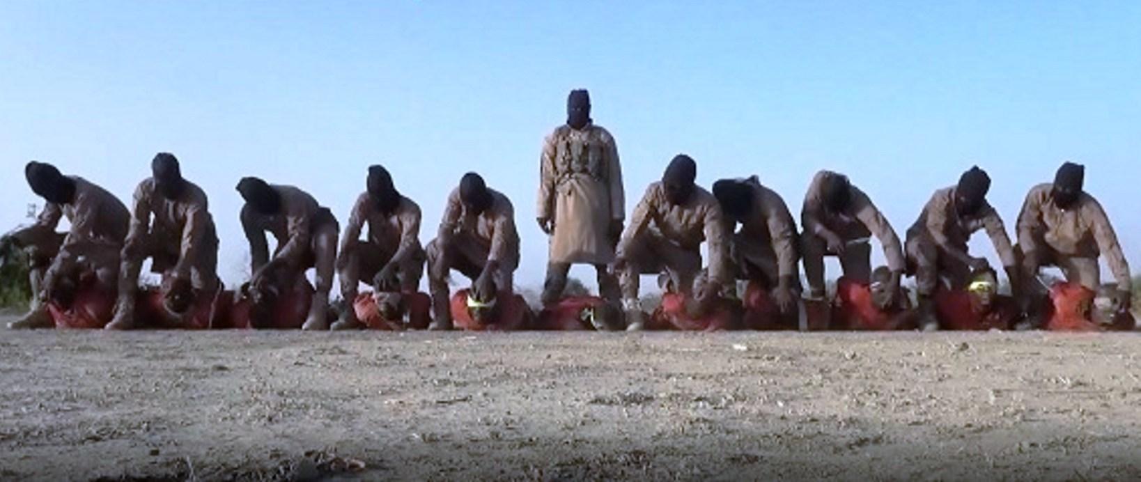 """Islamischer Staat führt """"Missstände"""" an, beansprucht Opferstatus gegenüber abgeschlachteten Christen"""