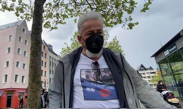 Ein Jude in Köln, hat die Polizei ein Antisemitismus Problem?