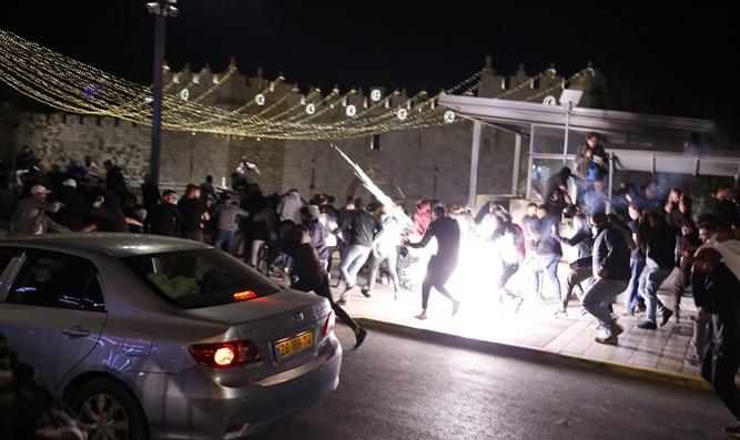 Israelische Araber, die sich dem arabischen Generalstreik anschließen, werden entlassen